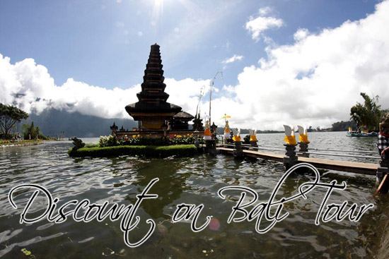 discount on Bali tour